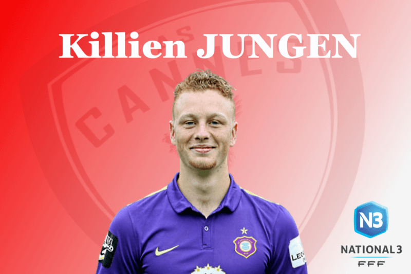 N3 : Killien Jungen rejoint les Dragons !
